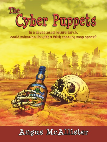 the cyber puppets cover web page image