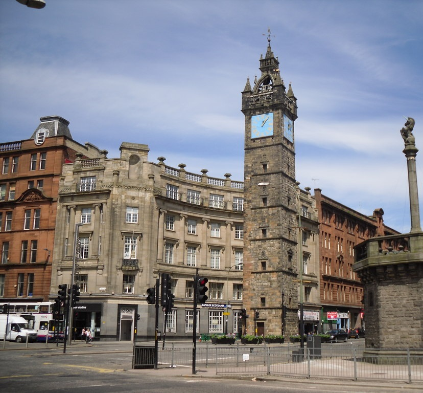Glasgow Merchant City Toll Cross